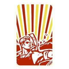 Octobe Revolution Memory Card Reader (rectangular) by youshidesign
