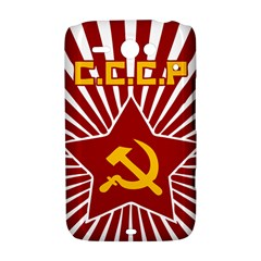 hammer and sickle cccp HTC ChaCha / HTC Status Hardshell Case  by youshidesign