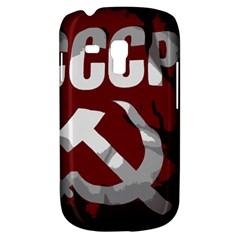 Cccp Soviet union flag Samsung Galaxy S3 MINI I8190 Hardshell Case by youshidesign