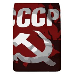 Cccp Soviet Union Flag Removable Flap Cover (small) by youshidesign