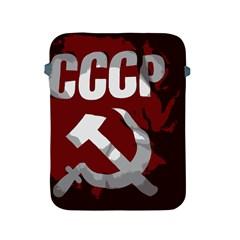 Cccp Soviet Union Flag Apple Ipad 2/3/4 Protective Soft Case by youshidesign