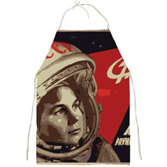 Soviet Union In Space Apron by youshidesign