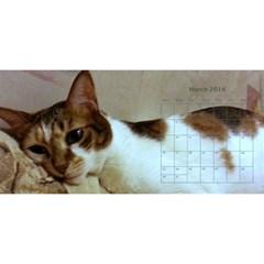 Cat 2014 By Csumkwok   Desktop Calendar 11  X 5    K4nsvtmlvu40   Www Artscow Com Mar 2014