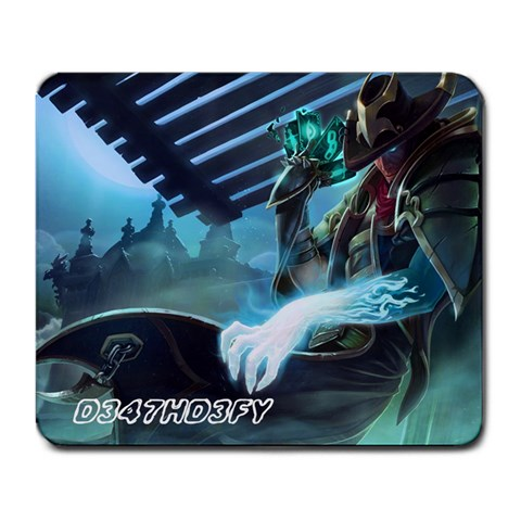 By Raymond Wong   Large Mousepad   77xeb5ey7rim   Www Artscow Com Front