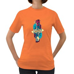 Redrum   Murder Womens' T Shirt (colored) by Contest1743617