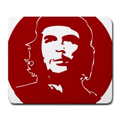 Chce Guevara, Che Chick Large Mouse Pad (rectangle) by youshidesign