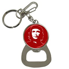 Chce Guevara, Che Chick Bottle Opener Key Chain by youshidesign