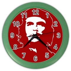 Chce Guevara, Che Chick Wall Clock (Color)