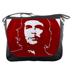 Chce Guevara, Che Chick Messenger Bag by youshidesign