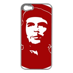 Chce Guevara, Che Chick Apple Iphone 5 Case (silver) by youshidesign