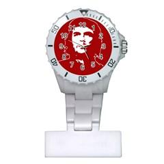 Chce Guevara, Che Chick Nurses Watch by youshidesign