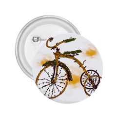 Tree Cycle 2 25  Button by Contest1753604