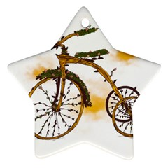 Tree Cycle Star Ornament by Contest1753604