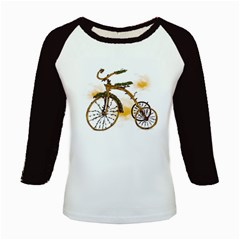 Tree Cycle Women s Long Cap Sleeve T-Shirt by Contest1753604