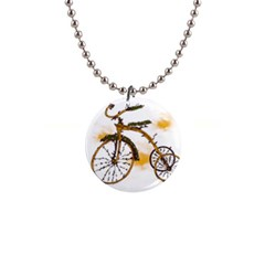 Tree Cycle Button Necklace by Contest1753604