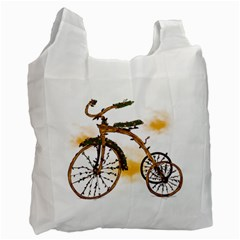 Tree Cycle Recycle Bag (Two Sides) by Contest1753604