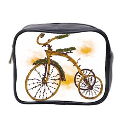 Tree Cycle Mini Travel Toiletry Bag (Two Sides) by Contest1753604