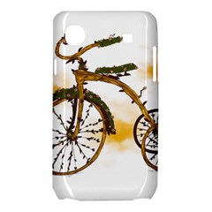 Tree Cycle Samsung Galaxy SL i9003 Hardshell Case by Contest1753604