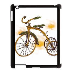 Tree Cycle Apple Ipad 3/4 Case (black) by Contest1753604