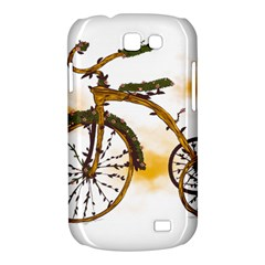 Tree Cycle Samsung Galaxy Express Hardshell Case  by Contest1753604