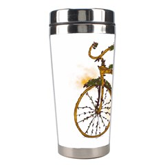 Tree Cycle Stainless Steel Travel Tumbler by Contest1753604