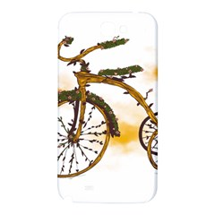 Tree Cycle Samsung Note 2 N7100 Hardshell Back Case by Contest1753604