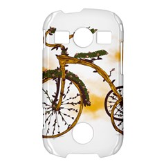 Tree Cycle Samsung Galaxy S7710 Xcover 2 Hardshell Case by Contest1753604