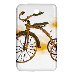 Tree Cycle Samsung Galaxy Tab 3 (7 ) P3200 Hardshell Case  by Contest1753604