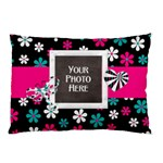 Color Splash Pillow Case 1