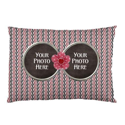 Sweetie Pillowcase 1 By Lisa Minor   Pillow Case   1wbiz3no017s   Www Artscow Com 26.62 x18.9 Pillow Case