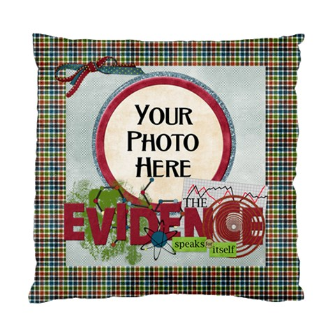 Learn Discover Explore Cushion By Lisa Minor   Standard Cushion Case (one Side)   C9p7c3paa5o6   Www Artscow Com Front