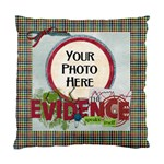 Learn Discover Explore Cushion - Standard Cushion Case (One Side)