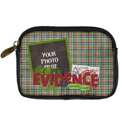 Learn Discover Explore Camera Case By Lisa Minor   Digital Camera Leather Case   8qzfoaccehwl   Www Artscow Com Front