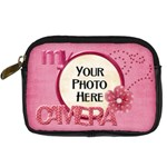 Sweetie Camera Case - Digital Camera Leather Case