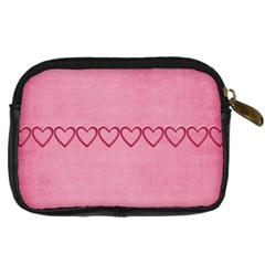 Sweetie Camera Case By Lisa Minor   Digital Camera Leather Case   Pawnl5iqypfj   Www Artscow Com Back