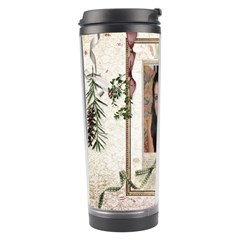 Gabrielle Xmas Travel Tumbler By Pat Kirby   Travel Tumbler   Xxmf6i87r60k   Www Artscow Com Left