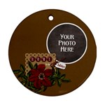 Home for the Holidays Ornament - Ornament (Round)