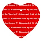 eli2 - Ornament (Heart)