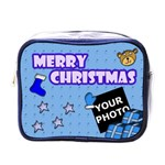 CHRISTMAS MINI TOILETRIES - Mini Toiletries Bag (One Side)