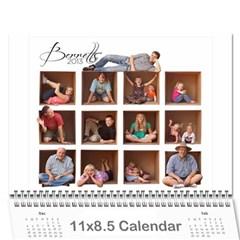 Berrett Calendar 2013 By Sheri Mueller   Wall Calendar 11  X 8 5  (12 Months)   8i4aiho4mf6t   Www Artscow Com Cover