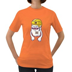 Ghost Womens' T-shirt (Colored) by Contest1741741