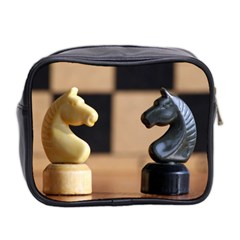 Chess Bag (small) By Andrew Hunn   Mini Toiletries Bag (two Sides)   Fo0ab46umwyz   Www Artscow Com Back