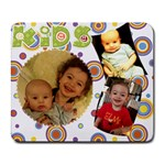 brochie - Collage Mousepad
