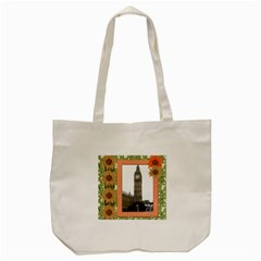 Autumn Tote Bag By Deborah   Tote Bag (cream)   9iffme8ezlgn   Www Artscow Com Front