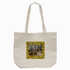 Country Tote Bag By Deborah   Tote Bag (cream)   28jczhxfe83y   Www Artscow Com Front
