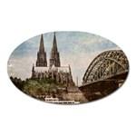Cologne Magnet (Oval)