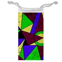 Modern Jewelry Bag by Siebenhuehner