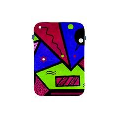 Modern Art Apple Ipad Mini Protective Soft Case by Siebenhuehner