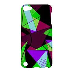 Modern Art Apple Ipod Touch 5 Hardshell Case by Siebenhuehner