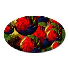Balls Magnet (oval) by Siebenhuehner